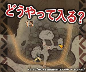 大蟻塚の荒地 15 モンスターハンターワールド