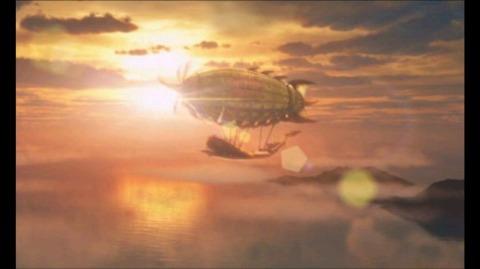 飛空船の風景4