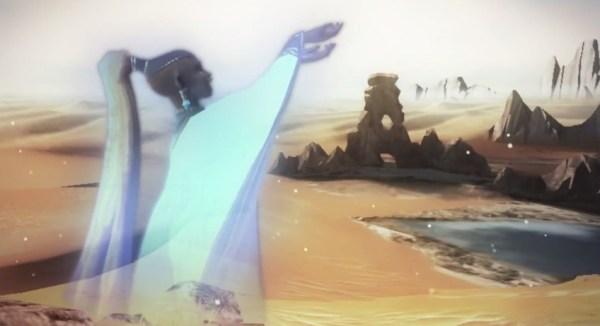 MH4G歌姫PV「礎の唄」