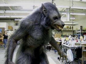 Werewolfsuitbust