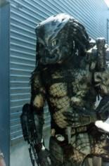 The Predator with its original mask.