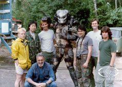 The Predator with the Winston Studios crew.