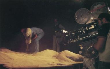 Sandwormpreparing