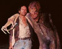 Pumpkiinhead and Lance Henriksen are actually friends in real life.