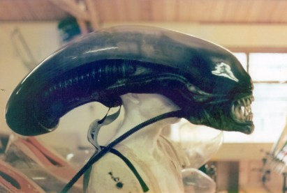 Alienheadstunt