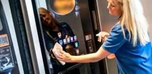 perawatan vending machine
