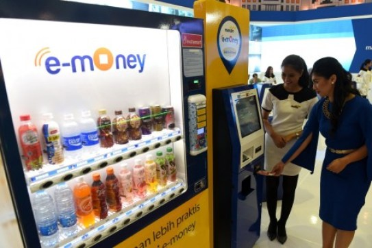 vending machine e-money