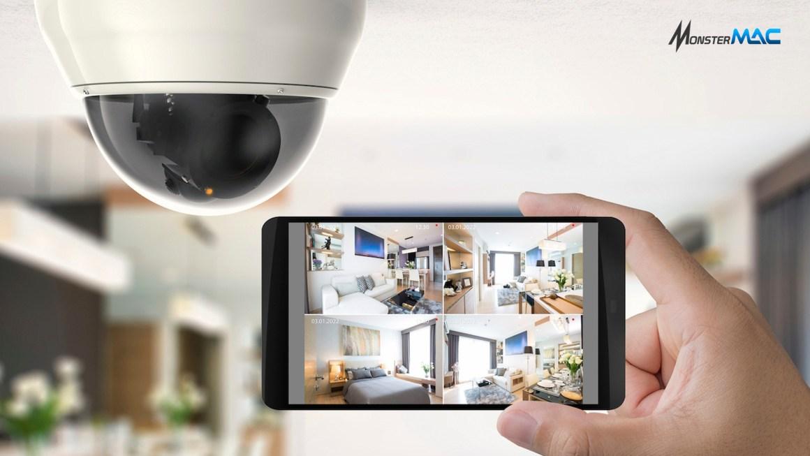 IoT kamera cctv