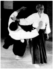 aikido rolling  technique