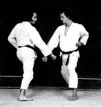 black belt drill