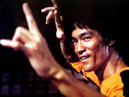 Bruce Lee created his own fighting martial art!