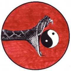 martial arts snake