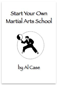 martial arts school instruction manual