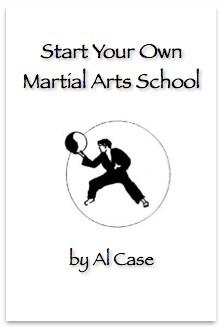 martial arts school instruction manual