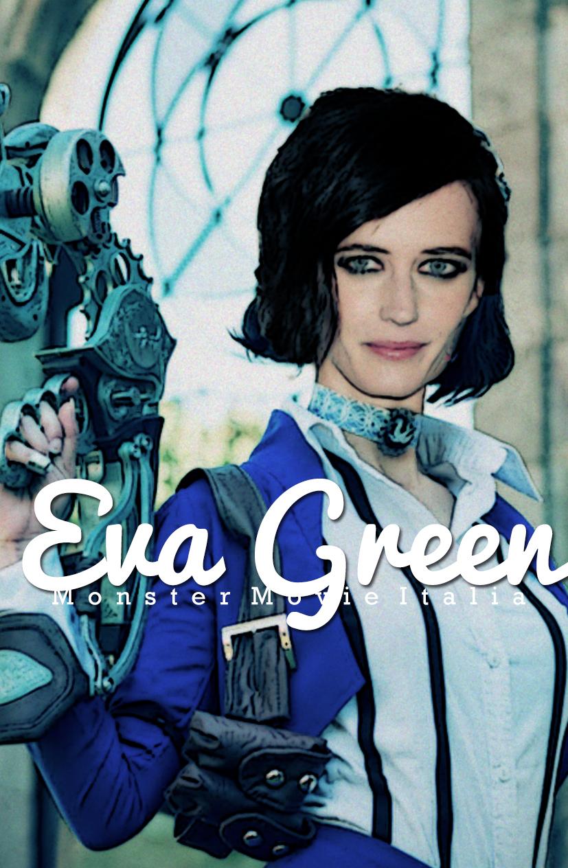 Eva Green in BioShock