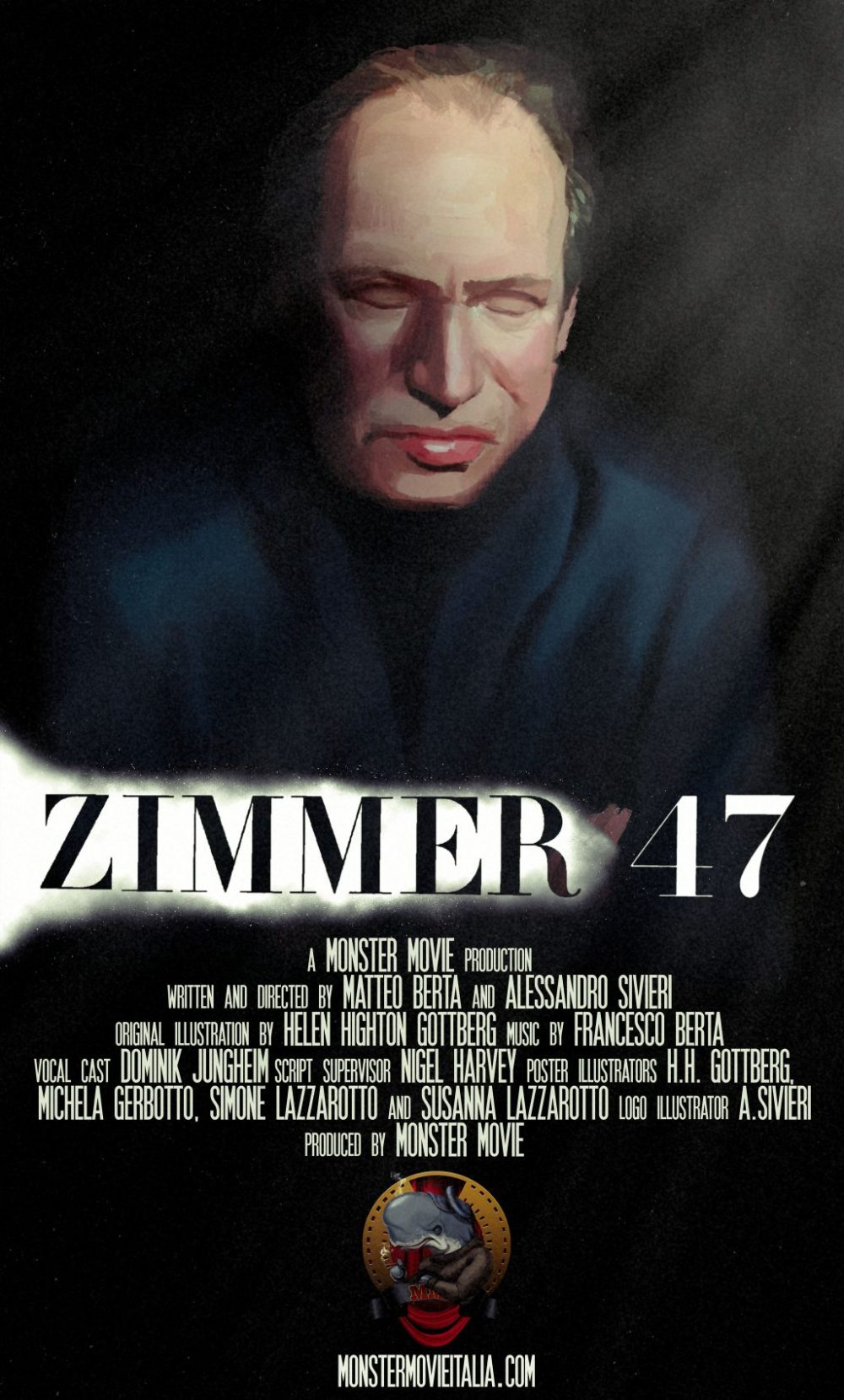 Hans Zimmer fan film official poster