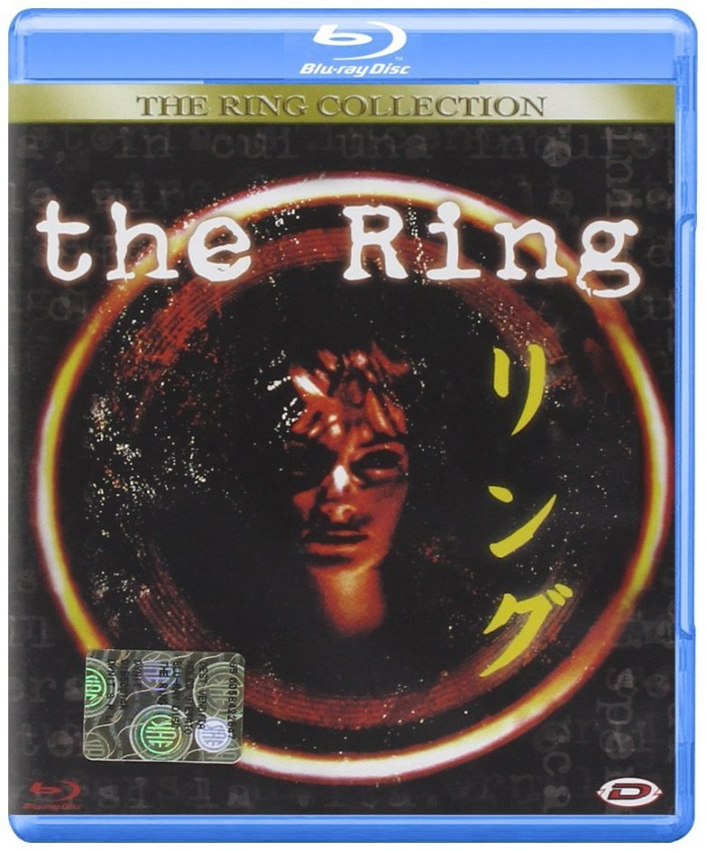 The Ring Blu-ray Amazon