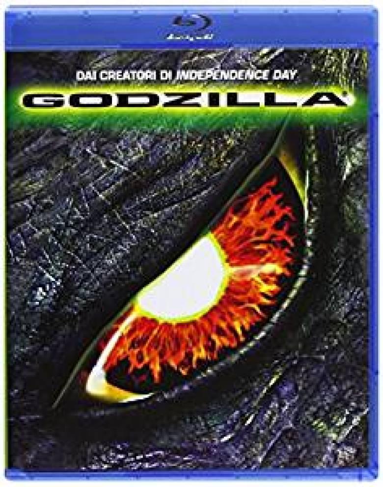 Godzilla Blu-ray 1998 link per acquisto