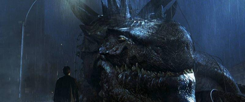 Godzilla Emmerich protagonista