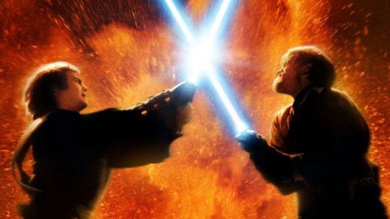 Anakin contro Obi-Wan Vendetta dei Sith