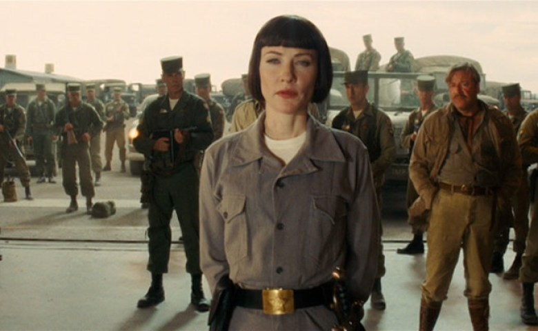 Cate Blanchett in Indiana Jones 4