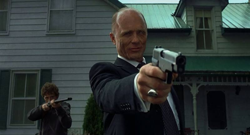 Ed Harris Carl Fogerty History of Violence