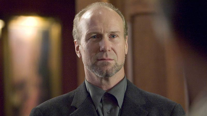 History of Violence attore William Hurt