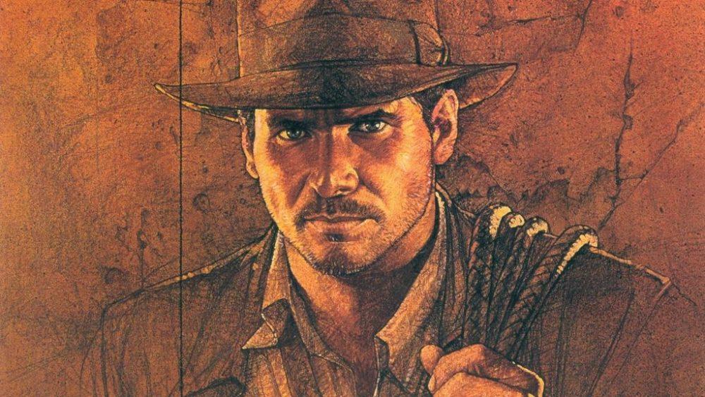 Indiana Jones poster del personaggio