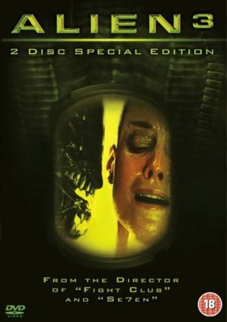 Alien 3 dvd Assembly Cut su Amazon