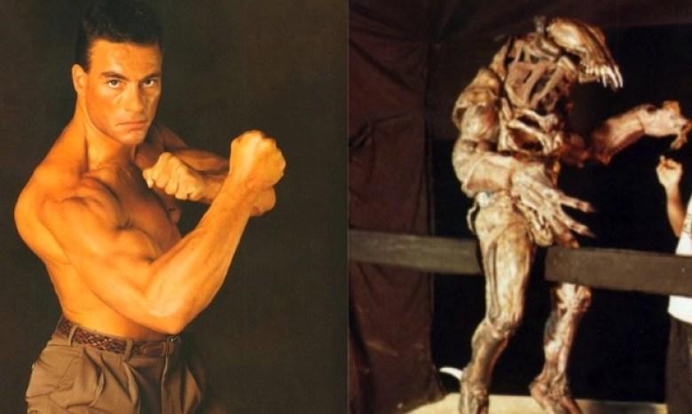Van Damme costume originale di Predator