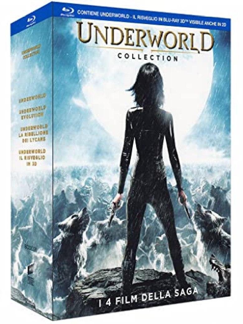 Underworld la collezione su Amazon