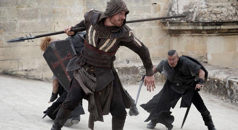 Assassin's Creed duello di Aguilar