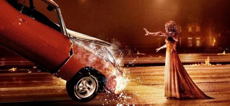 Carrie lo sguardo di Satana automobile