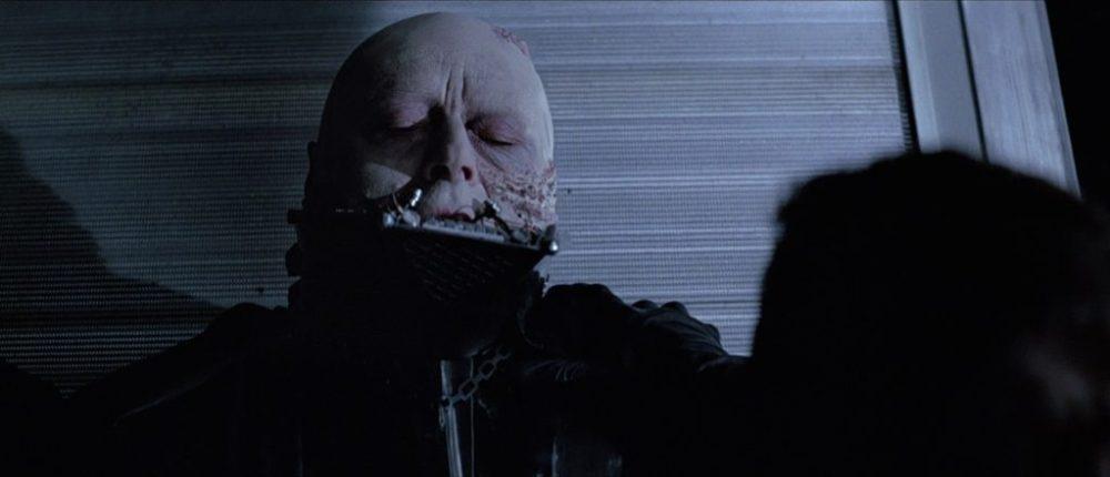 Darth Vader senza maschera ne Il ritorno dello Jedi