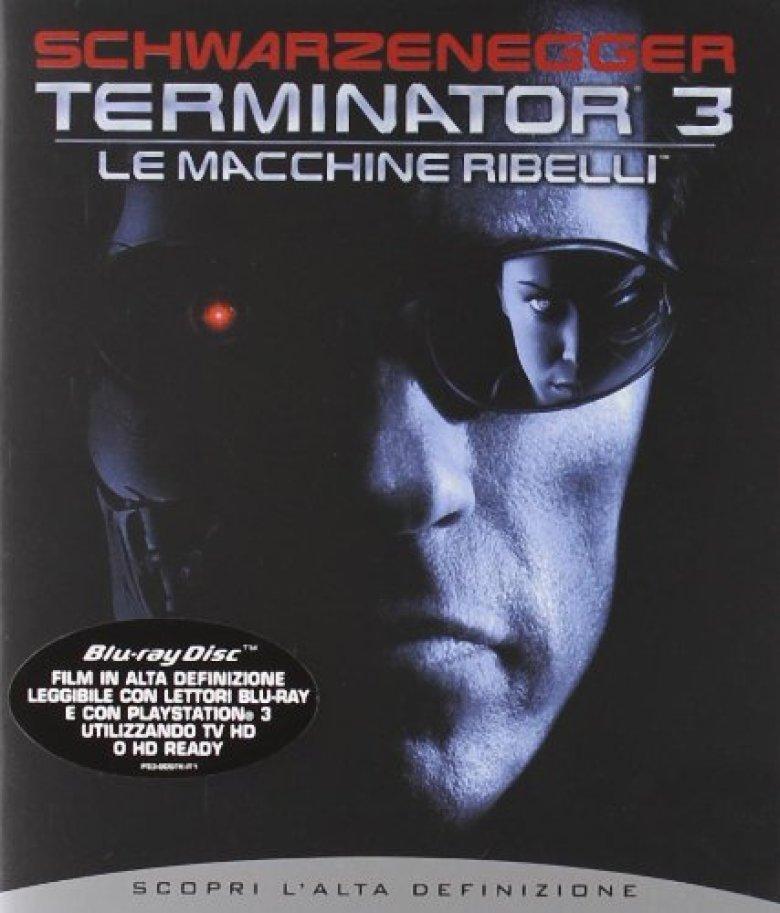 Terminator 3 Macchine ribelli Blu-ray