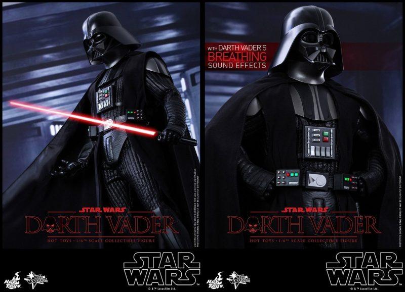 Darth Vader della hot toys