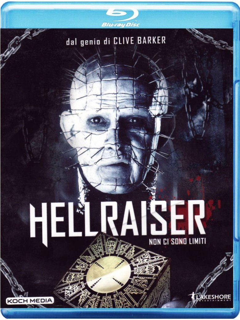 Hellraiser Blu-Ray link acquisto