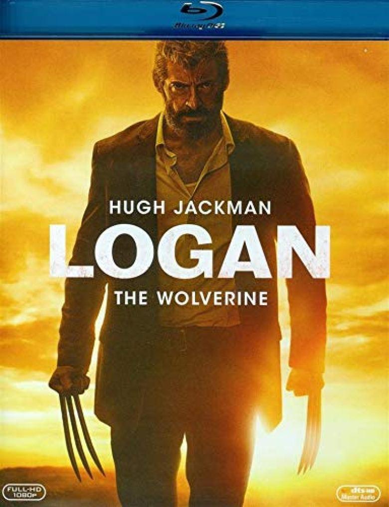 Logan Wolverine link per blu-ray