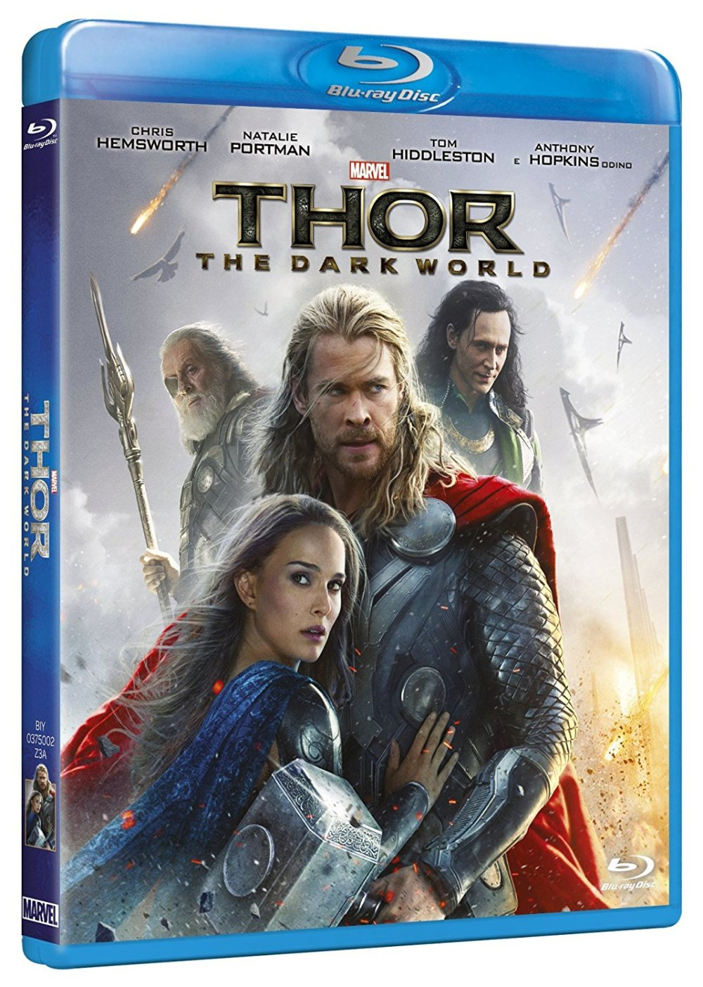 thor dark world hot blu ray_