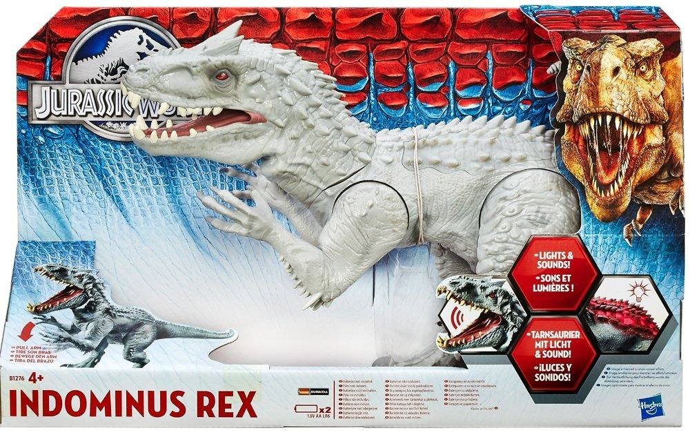 Indominus Rex Hasbro giocattolo Amazon