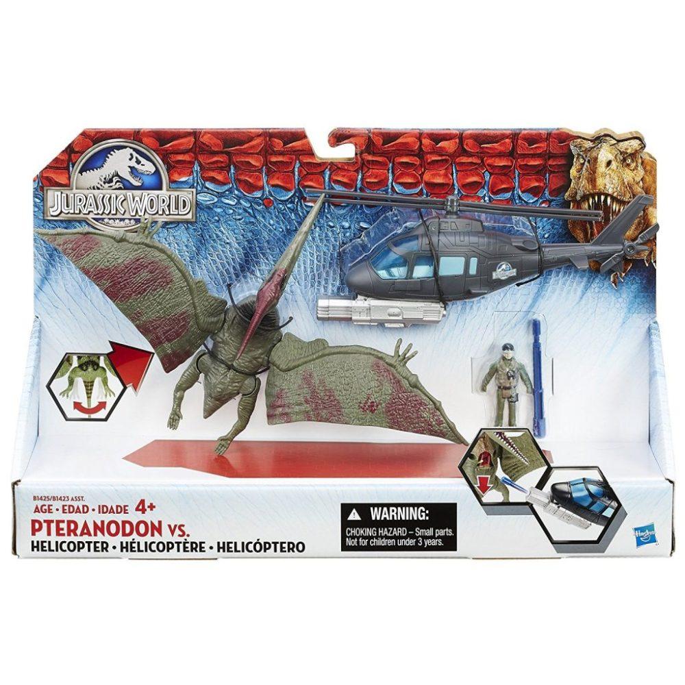 Pteranodonte Jurassic World giocattolo