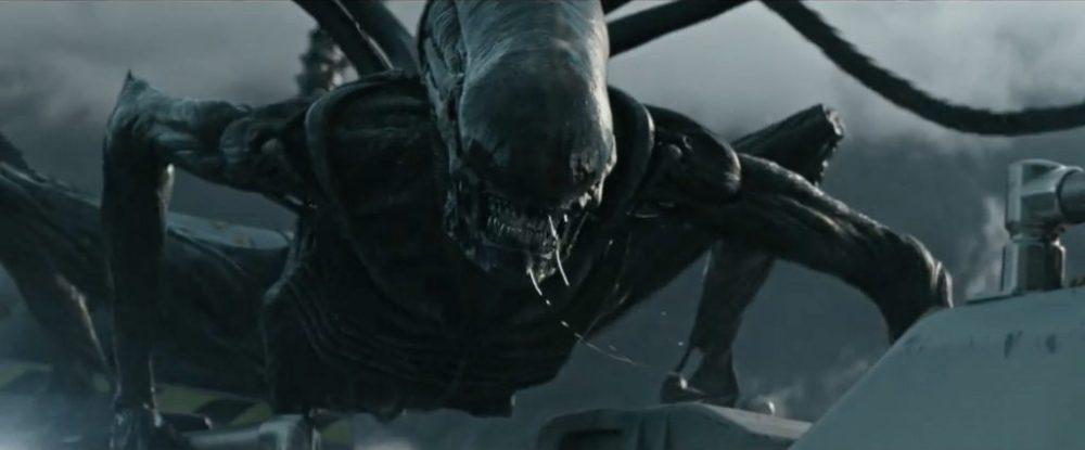 Protomorfo finale Alien Covenant