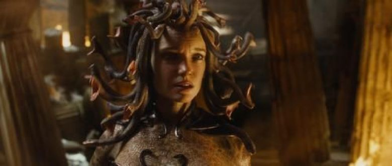 Medusa in Scontro tra Titani
