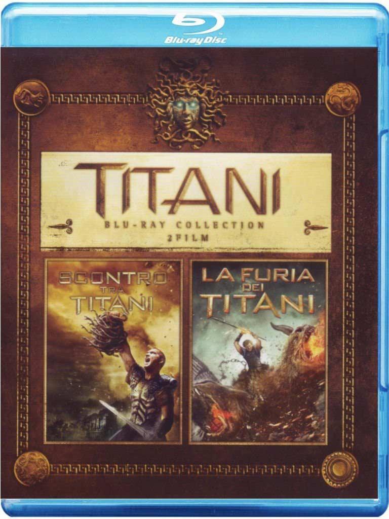 scontro tra titani bluray disc
