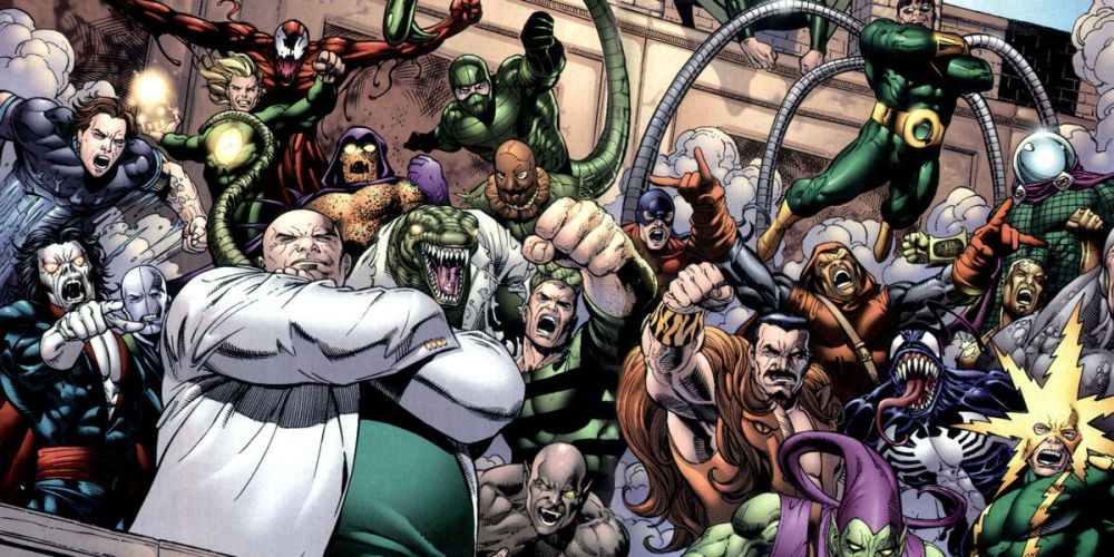 Spider-Mans-rogues-gallery