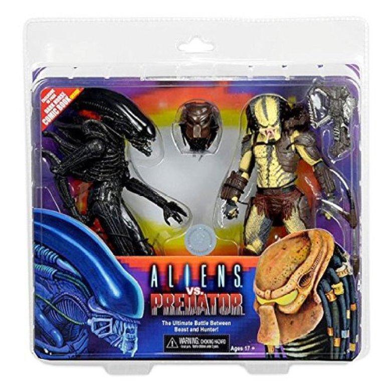 Alien vs Predator NECA giocattoli