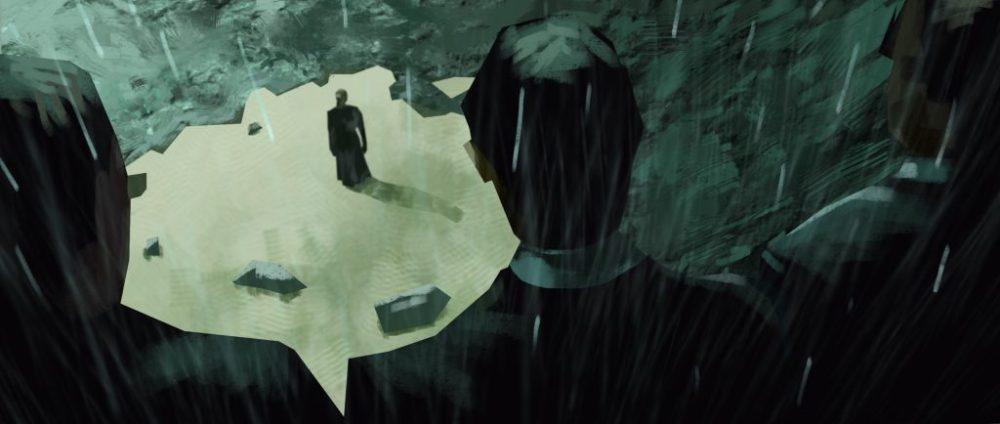 Matrix Revolutions Neo vs Smith art