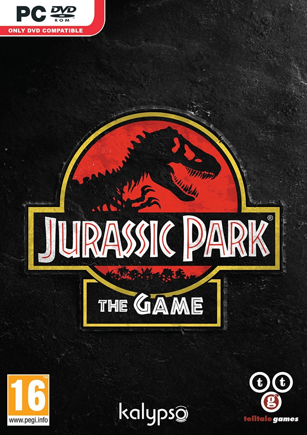 jurassic park the game amazon buy it now_