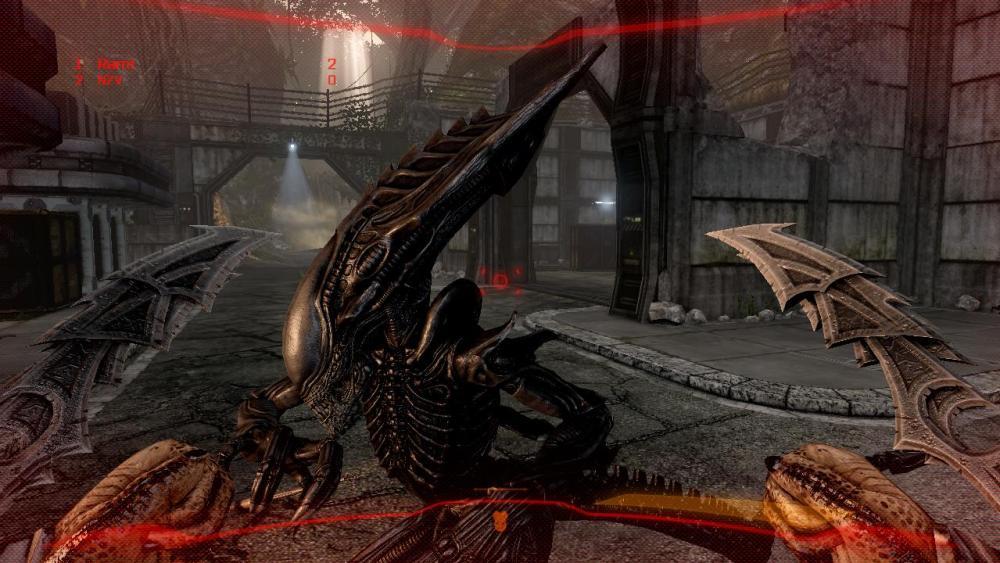 Praetorian in Alien vs Predator