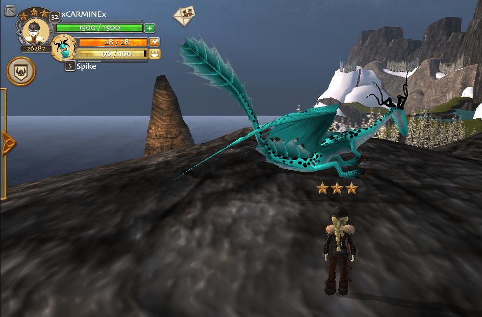 Prickleboggle Dragon Trainer Bestiario